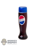 Soda: Hot Toys Future Pepsi Bottle
