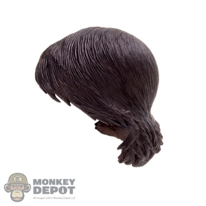 Hair: Hot Toys Molded Hair For Marty McFly