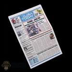 Paper: Hot Toys USA Today News Paper
