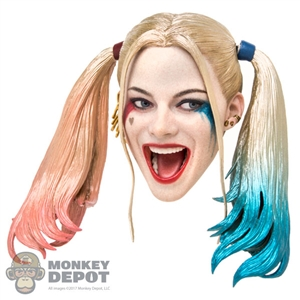 Head: Hot Toys Harley Quinn