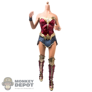 Figure: Hot Toys Seamless Wonder Woman Body