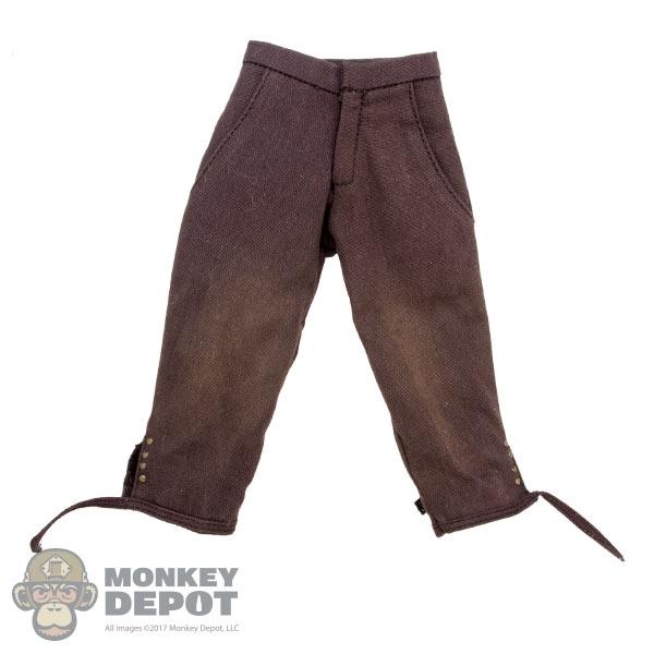 aa70fe527d71 Monkey Depot - Pants: Hot Toys Mens Pirate Trousers