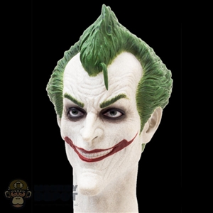 Head: Hot Toys Arkham Asylum Joker Head