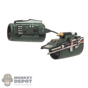 Armor: Hot Toys Star Wars Mandalorian Gauntlets