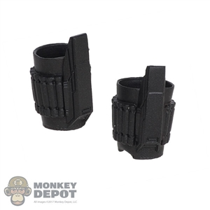 Guards: Hot Toys Female Molded Wrist Guards w/Widow's Bite Bracelets