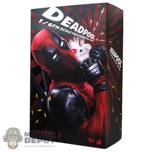 Display Box: Hot Toys Deadpool 2