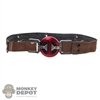 Belt: Hot Toys Deadpool Belt