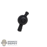 Tool: Hot Toys Single Wrist Black Peg (Larger Ball)