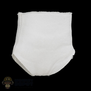 Shorts: Hot Toys White Padded Bottoms