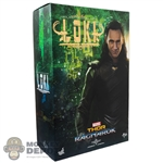 Display Box: Hot Toys Thor Ragnarok - Loki (EMPTY BOX)