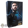 Hot Toys Hot Toys Avengers: Infinity War - Captain America (EMPTY BOX)