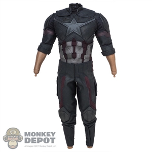 Figure: Hot Toys Captain America Body (Infinity War)