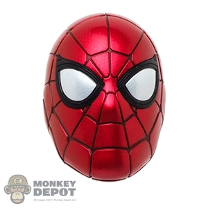 Head: Hot Toys Iron Spider (Magnetic Socket)