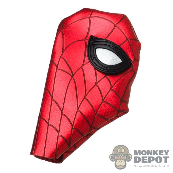 Not Wearable 1//6 Scale Hot Toys Spider-Man Mask