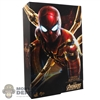 Display Box: Hot Toys Avengers Iron Spider