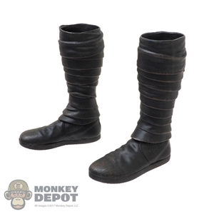 Boots: Hot Toys Mens Black Boots