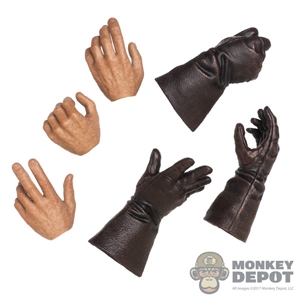 Hands: Hot Toys Luke Skywalker Hand Set