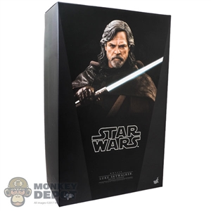 Hot Toys The Last Jedi: Luke Skywalker (EMPTY BOX)