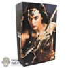 Display Box: Hot Toys Justice League Wonder Woman