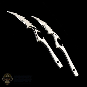 Tool: Hot Toys Wolf Predator Large Extendable Blades (Metal Blades)