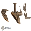 Figure: Hot Toys Damaged Battle Droid Parts