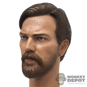 Head: Hot Toys Obi-Wan Kenobi
