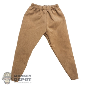 Pants: Hot Toys Obi-Wan Beige-Colored Pants
