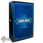 Display Box: Hot Toys John Wick (EMPTY BOX)