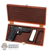 Pistol: Hot Toys 1911 w/Presentation Box