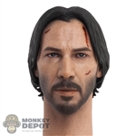 Head: Hot Toys John Wick