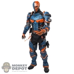 Figure: Hot Toys Arkham Origins Deathstroke