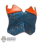 Plate: Hot Toys Deathstroke Chest Plate