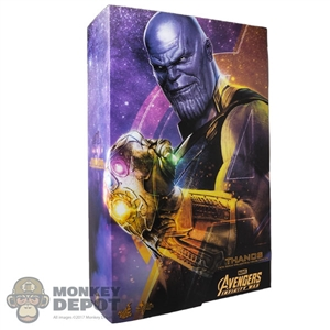 Display Box: Hot Toys Infinity War Thanos