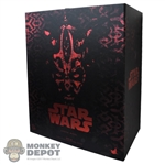 Display Box: Hot Toys Star Wars Darth Maul DX