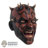 Head: Hot Toys Open Mouth Darth Maul