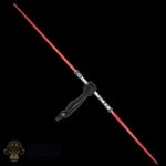 Arm: Hot Toys Darth Maul Arm w/Attached Double-Sided Lightsaber (Lights Up)
