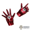 Hands: Hot Toys Iron Man Mark 50 Poseable Hands