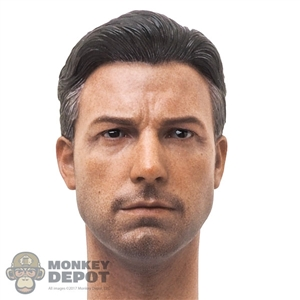 Head: Hot Toys Ben Affleck