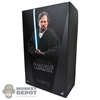 Display Box: Hot Toys Star Wars Luke Skywalker (Crait) (Empty Box)
