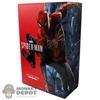 Display Box: Hot Toys Spider Man Advanced Suit (Empty Box)