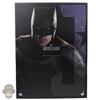 Hot Toys Justice League Deluxe Batman (EMPTY)