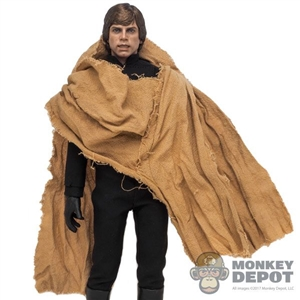 Cloak: Hot Toys Light Brown- Sandstorm Cloak
