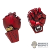 Hands: Hot Toys Iron Man Mark VII Firing Fist