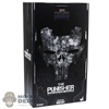 Display Box: Hot Toys The Punisher War Machine Armor (EMPTY BOX)