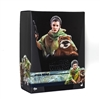 Hot Toys Star Wars Princess Leia + Wicket (Empty Box)