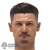 Head: Hot Toys Jeremy Renner