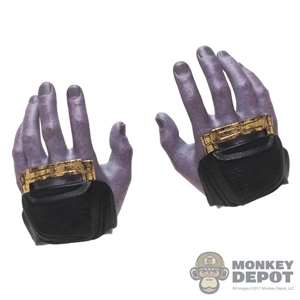 Hands: Hot Toys Endgame Thanos Relaxed Hands