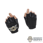 Hands: Hot Toys Female Molded Fingerless Gloved Weapon Grip
