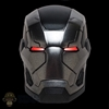 Head: Hot Toys War Machine (Lights Up)
