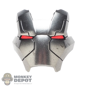 Mask: Hot Toys War Machine Face Plate